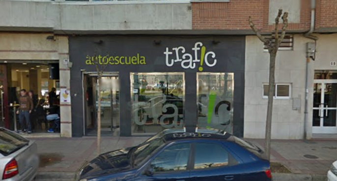 Autoescuelas logroño - TRAFIC
